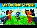 *NEW TRICK* PLAY IN 1ST PERSON!! – Fortnite Funny Fails and WTF Moments! #684