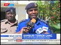 Machete wielding gang intercepted in Bamburi by Police Officers on Sunday Night