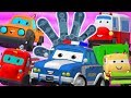 Finger Family Song | Road Rangers Cartoons by Kids Channel