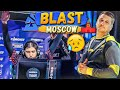 ЛУЧШИЕ МОМЕНТЫ CS:GO BLAST PRO SERIES MOSCOW 2019