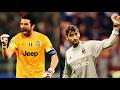 Buffon VS Donnaruma Amazing Saves 2016 / 2017