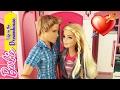 Мультик Барби Свидание с Кеном Жизнь в доме мечты Видео с куклами и игрушками ♥ Barbie Original Toys