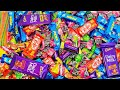 LOT'S OF CANDIES, KINDER JOY SURPRISE EGGS AND MORE CHOCOLATE