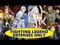 ARENA TESTING - JUDGE KISE AND TYWIN VERSUS ONLY LEGEND PLAYERS - EPIC SEVEN