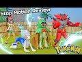 Pokemon Toys Decidueye Incineroar Primarina Evolution Figure Sets | Stop Motion