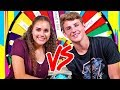 Wheel of Musical Impressions! (MattyBRaps vs Gracie)