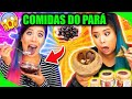 NOSSA PRIMEIRA VEZ PROVANDO COMIDAS E DOCES DO PARÁ !!   Blog das irmãs
