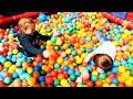 Москва для детей - Лунапарк Карусель - Отдых в Москве - Куда сходить