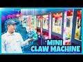 Cara Ampuh Menang di Mesin Capit Mini