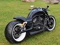 ⭐️ Harley Davidson V Rod VRSCB muscle Custom Bike by Fredy motorcycles from Estonia 5