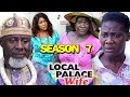 LOCAL PALACE WIFE SEASON 7 - Mercy Johnson | New Movie | 2019 Latest Nigerian Nollywood Movie
