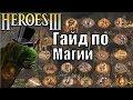 Гайд по Магии, Герои 3 (Heroes III)