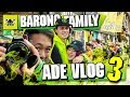 Barong Family ADE Vlog #3: SIHK GETS A YELLOW CLAW TATTOO AT THE POP UP STORE?