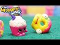 The Grossery Gang meets NEW Series 7 Shopkins
