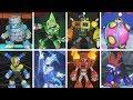 Mega Man 11 - All Bosses