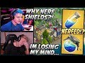Ninja Gets ANGRY After Epic SECRETLY NERFS Shield Spawns In Fortnite! Tfue LOSES It!