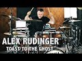 "Alex Rudinger - Bad Wolves - ""Toast To The Ghost"""