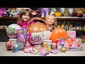 HUGE LOL Surprise Pikmi Pops Toys Opening Surprise Eggs Blind Bags Toys for Girls Kinder Playtime