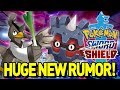 GALAR ARBOK, METEODAINA and MORE! NEW RUMOR! Pokemon Sword and Shield Rumor Discussion!
