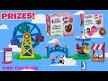 Peppa Pig Fun at the Fair Carnival Playset LOL Surprise Eggs Tubey Toys