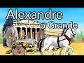 Alexandre, o Grande: Os Grandes da História #2   Animação