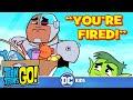Teen Titans Go! | Beast Boy Fired | DC Kids