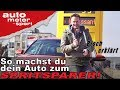 So machst du dein Auto zum Spritsparer! - Bloch erklärt #32   auto motor und sport