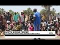 South Sudan famine crisis: U.N agencies airdrop emergency food rations