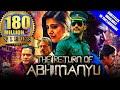 The Return of Abhimanyu (Irumbu Thirai) 2019 New Released Full Hindi Dubbed Movie   Vishal, Samantha