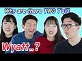 Koreans Try to Pronounce Western Names [Korean Bros]