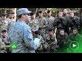 Инструкторы НАТО учат украинских военных стрелять из советского оружия