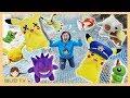 피카츄 상황극 ♥ 피카츄 베스트 하이라이트 모음 Pikachu Highlight [애니한TV]