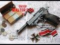 ОБЗОР ! ПИСТОЛЕТ Walter P 38 СХП ОТ МОЛОТ-ОРУЖИЕ. 9*19 BLANK