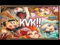 Clash of 3 Kingdoms KvK Action! Lords Mobile