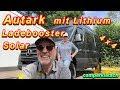 CS Independent 💥 neuer Mercedes Sprinter 4x4 💥 Allrad Wohnmobil Autark 💥 Test / Review