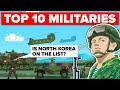 10 Most Powerful Militaries in 2018 - Military / Army Comparison