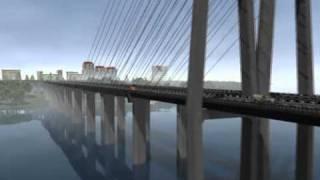 Будущие мосты в Запорожье